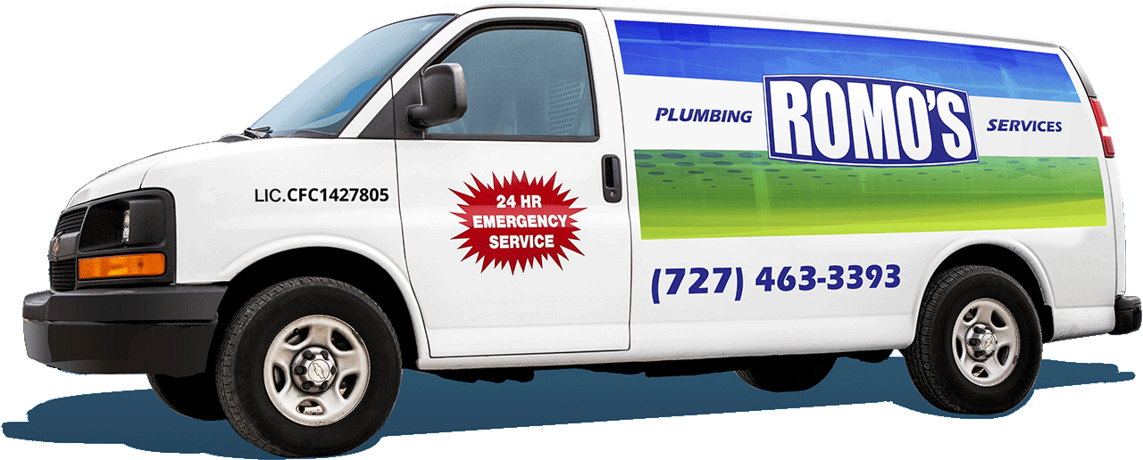 Largo, Florida - Romo's Plumbing Services